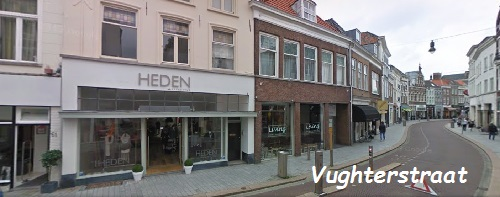 Parkeren Vughterstraat