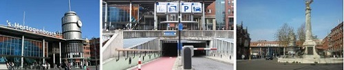 parkeergarage station cs den bosch